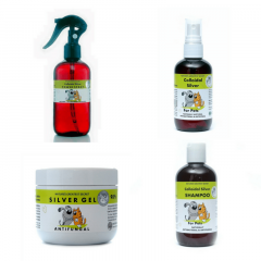 Colloidal Silver First Aid Kit