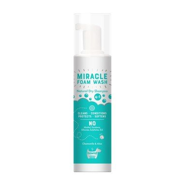 Hownd Miracle Natural Dry Foam Wash