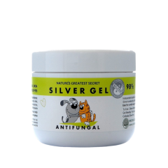 Colloidal Silver Gel
