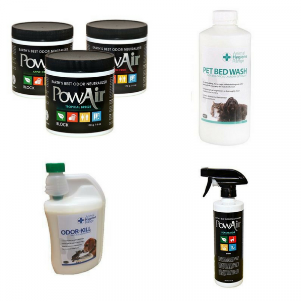 Doggy Odour Home Cleaning Bundle