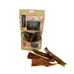 Green & Wilds Camel Hide Chews Dog Treats