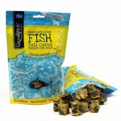 Green & Wilds Fish Treat Cubes