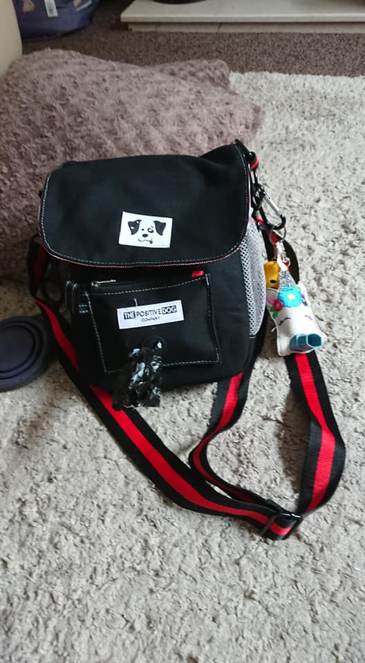 Walking Bag | Frank and Jellys