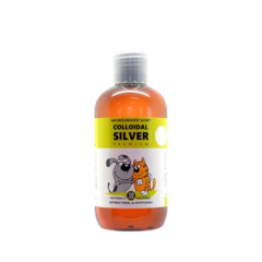 Colloidal Silver Pet Solution