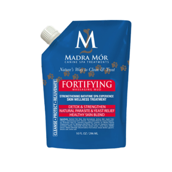 Madra Mor Canine Spa Treatment Fortifying Mud