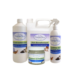 Neutrahaze Baby Powder Cleaning Bundle