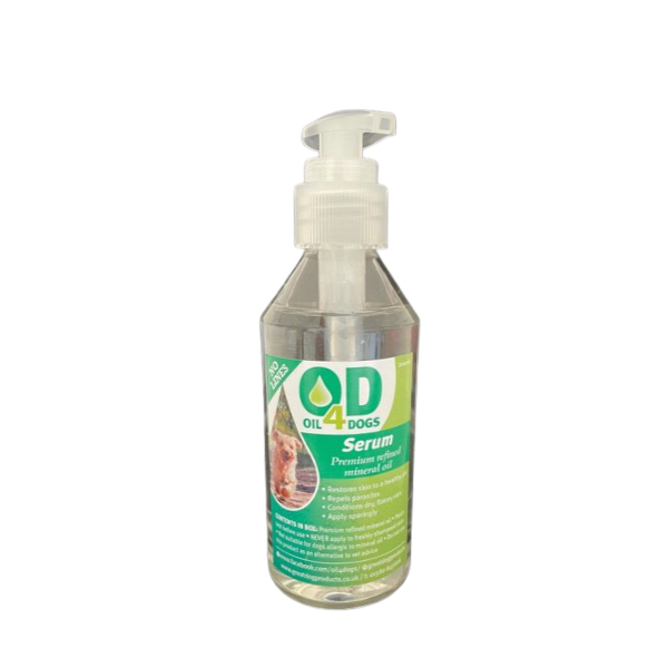 Oil4Dogs Serum