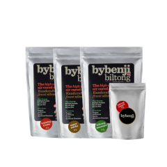 ByBenji Biltong Dog Treat Bundle