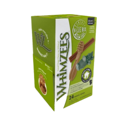 Whimzees Dental Dog Chew Variety Box for Medium Dogs