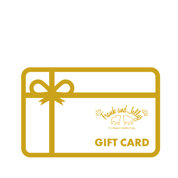 Frank and Jellys gift voucher