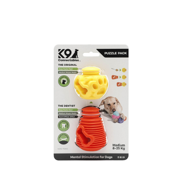 K9 Connectables Puzzle Pack Small
